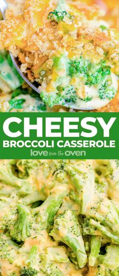 Broccoli Casserole With Ritz Crackers • Love From The Oven Cheesy Broccoli Casserole, Ritz Crackers, Oven Recipes, Salmon Burgers, Vegetarian, Favorite Recipes, Yummy Food, Treats, Vegetables