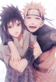 Pixiv Id 3099362, NARUTO, Uzumaki Naruto, Uchiha Sasuke, Wristband