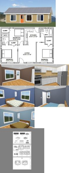 48x48 House 48 Bedroom 48 Bath PDF Floor Plan 4848488 Sq Ft Awesome 3 Bedrooms For Sale Set Plans