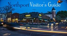 Thanks to beautiful harbor views and cozy restaurants and bars, Northport is a fantastic destination for a chilly winter season night! The entire village may be centered around its Main Street, but don't let the size deceive you - there is more than enough to appreciate! Head to the Northport Visitor's Guide below for some info on the town's hottest spots!