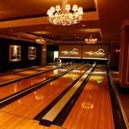 Image result for home bowling alley