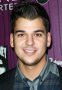 Rob Kardashian. Why do I like him so much? He could kinda dance on DWTS!!! Very suave!