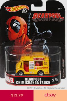 Disney 2000, Matchbox Cars, Hot Wheels Cars, Toy Trucks, Custom Trucks, Old Toys, Deadpool, Entertaining, Retro