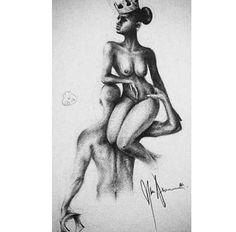 Queen + black art