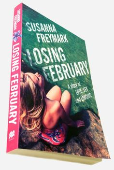 Susanna Freymark, author of Losing February, answers our Ten Terrifying Questions