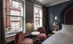 The Henrietta Hotel in London's Covent Garden by Chzon