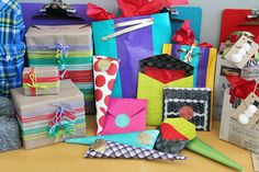 15 Creative Ways to Gift Wrap on a Budget