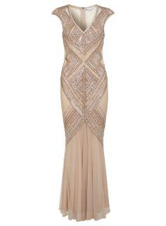 Embellished Maxi Dress - Miss Selfridge