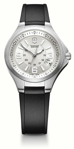 Victorinox Swiss Army Base Camp Women's Stainless Steel Watch