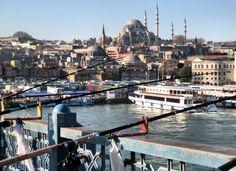 Istanbul - Turkey (by Francisco Anzola)