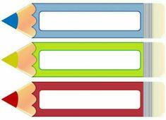 Classroom Walls, Classroom Displays, Classroom Decor, Name Tag For School, Nametags For Kids, School Border, Preschool Names, Teachers Day Card, School Labels