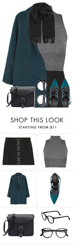 """""""😇"""" by lexi-moo ❤ liked on Polyvore featuring Michael Kors, WearAll, MANGO, STELLA McCARTNEY and BeckSöndergaard"""