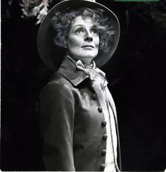 "Maggie Smith as Rosalind, ""As You Like It""."