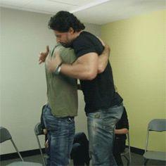 Joe and Tyler