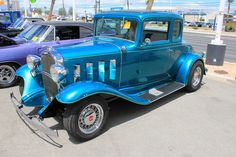 Classic 1932 #Chevy SW Coupe at Chapman Dodge #LasVegas