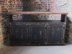 TV Stand / Media Console / Media Cabinet / Rustic by FurnitureFarm, $469.00
