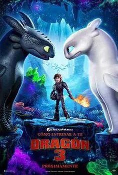 Como entrenar a tu dragon 3   PELIS MEGA - PELICULAS EN ESTRENO GRATIS