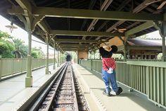 東京ディズニーリゾート,東京ディズニーランド,ウエスタンリバー鉄道,ミッキー
