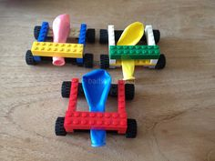 LEGO FUN: Lego_the parts balloon car to make it_DIY by . - Informationen zu LEGO FUN: Lego_the parts balloon car to make it_DIY by … Pin Sie können mein Pr - Lego Activities, Toddler Activities, Cool Diy, Fun Diy, Legos, Bolo Lego, Diy Lego, Balloon Cars, Lego Balloons