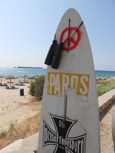 paros windsurf