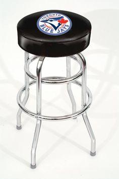 Toronto Blue Jays MLB Pub/Bar Stool -Game Room/Kitchen