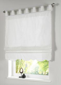 Guarda qui:Tenda a pacchetto in microfibra, lavabile e di facile cura, con passanti. Misure = misure della stoffa, passanti inclusi.