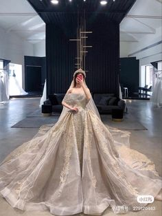 Princess Ball Gowns, Princess Wedding Dresses, Best Wedding Dresses, Boho Wedding Dress, Bridal Dresses, Wedding Hijab, Gorgeous Wedding Dress, Casual Wedding, Mode Kpop