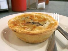 Aussie meat pies (find them at the Tuck Shop in NYC if you're in the U.S.)
