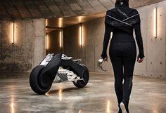Siêu mô tô BMW Mottorad VISION NEXT 100 - Mẫu xe máy đến từ tương lai - Công nghệ ô tô | Tin tức ô tô | Laioto.net