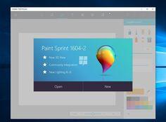 Paint vai receber atualização no Windows 10