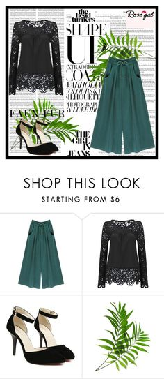 """""""Rosegal 10/II"""" by nashama ❤ liked on Polyvore featuring Oris"""