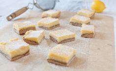 Lemon Bars by Against All Grain-paleo & nut free