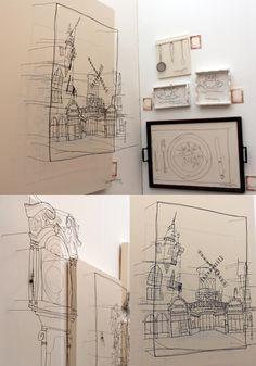 The Contemporary Craft Festival 2014 Bovey Tracey inspiration- Helaina Sharpley