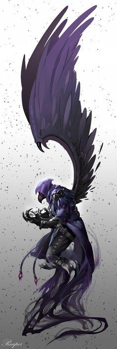 Reaper, Nevermore skin