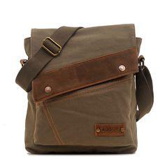 c763dde8f017 2017 Vintage Men Canvas Bag Bolsa Feminina Shoulder Bags Fashion Men Crossbody  Bag Brand Travel Shoulder Messenger Bag Handbag-in Crossbody Bags from ...