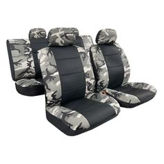 Unique camo with airflow mesh for Toyota Tacoma Dual Cab 2000-2021 Toyota Tacoma Seat Covers, Back Seat Covers, Sports Brands, Rear Seat, Black Mesh, Camouflage, Grey, Chinese, Pasta