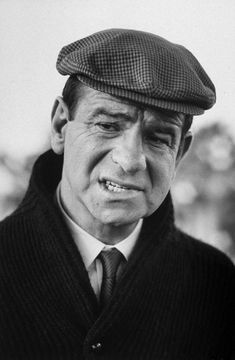 """Walter Matthau - my fave movie of his was """"A New Leaf"""", hilarious movie with Elaine May"""