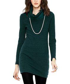 Black V-Neck Wrap Dress | Surplice dress and Black tie