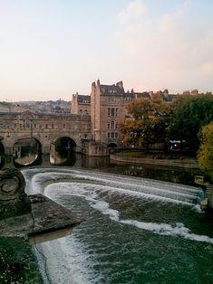 Take Me Away: 3 Days in Historic Bath