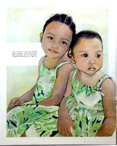 Custom Portraits from Your Photos. Your by MiartDesignCreation, $350.00