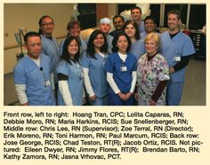 From: Lee C, Terral Z. Texas health presbyterian hospital dallas. Cath Lab Digest 2011;19(2):1-19.