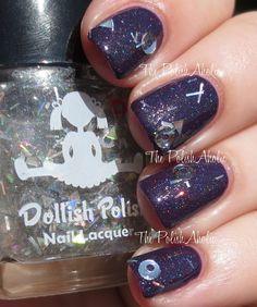 Dollish Polish The Deathly Hallows