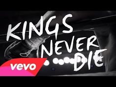 The lyric video for #KingsNeverDie ft. Gwen Stefani is here. Watch here: http://vevo.ly/kteVAv Get it on iTunes: http://smarturl.it/SouthpawMusic