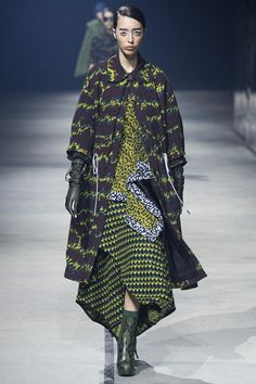 Kenzo Autumn/Winter 2015/16 collection