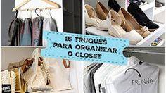 (1) Organize sem Frescuras! - YouTube - YouTube