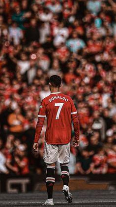 Cristiano Ronaldo Manchester, Cristiano 7, Cristino Ronaldo, Ronaldo Football, Manchester United Legends, Manchester United Football, Cr7 Wallpapers, Football Wallpaper, Messi