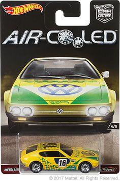 Découvrez le visuel de la collection Car Culture Series: Air-Cooled