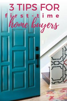 Being a first time home buyer can be both terrifying and exciting. Wondering if you are ready to buy your first home? Im sharing our story of home ownership plus 3 tips for taking the big leap into home ownership. Home Buying Tips, Buying Your First Home, Cute Dorm Rooms, Cool Rooms, Home Renovation, Home Remodeling, Journey, First Time Home Buyers, Home Ownership