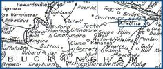 ARVONIA - Historical People: ; Historical Structures. Search the Virginia Historical Inventory by linking from the LVA Site Index and search < this community name AND Buckingham > to see more historical associations.