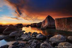 Batu Camar ~ Indonesia by Bobby Bong on 500px
